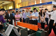 Hanoi Plas Print Pack expo attracts more exhibitors