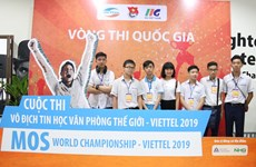 MOS World Championship – Viettel 2019 qualifications