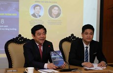 Book on assessment of Vietnam's economy in 2018 debuts