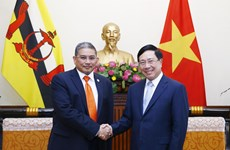Vietnam, Brunei stress importance of increased connectivity