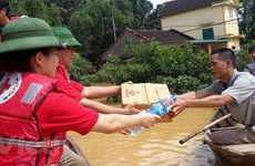 Red Cross Societies of Vietnam, China step up cooperation