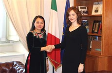 Vietnam, Italy share experiences in gender equality
