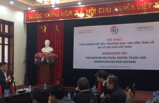 Digital trade and opportunities for Vietnam discussed