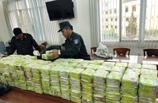 Legal proceedings begin for huge trans-national drug trafficking case
