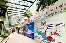 Cuban tourism, culture on show in Hanoi