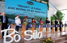 Vinamilk inaugurates Vietnam's largest dairy cow farm in Tay Ninh