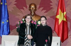 NA chief's visit aims to boost Vietnam – EU parliamentary ties