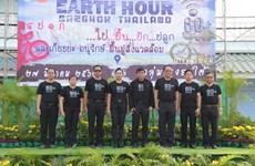 Bangkok promotes restoring mangrove forest on Earth Hour