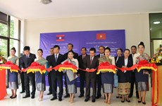 Vietnamese, Lao parties enhance archival cooperation
