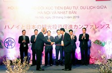 Hanoi promotes investment-tourism cooperation with Japan