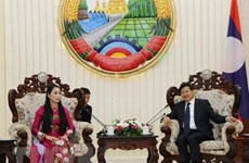 Lao PM lauds Vinh Phuc's support for northern Lao provinces
