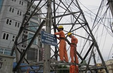 Over 7.3 trillion VND for power grid in central, Central Highlands regions