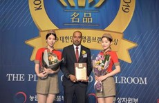 "Vietjet honoured as ""the Best Service Foreign Low-Cost Carrier"" in RoK"