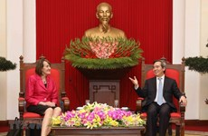 Vietnam treasures relations with Canada: Party official