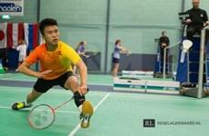 Vietnamese players go through at Waikato International