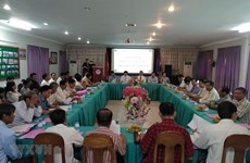 Khmer-Vietnam association consolidates operation