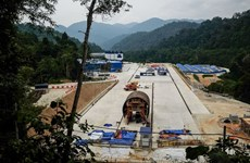 Malaysia, China about to finalise railway project talks