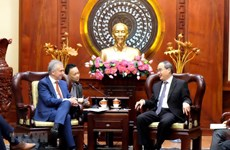 Ho Chi Minh City, Frankfurt boost cooperative ties