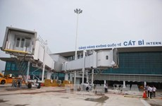 Projects to upgrade Cat Bi airport accelerated
