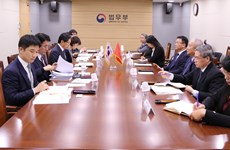 Vietnam, RoK bolster judicial, legislative cooperation