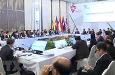 Thailand to not cancel ASEAN Finance Ministers' Meeting due to air pollution