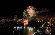 Rivers to tell stories at Da Nang Fireworks Festival
