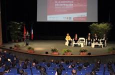 Cooperation between Vietnamese, French localities in spotlight