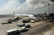 Singapore grounds Boeing 787-10 jets following inspection