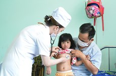 Over 3,300 suspected measles cases reported in HCM City