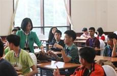 Mathematics competition kicks off in Hanoi