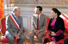NA Chairwoman meets Toulouse Mayor