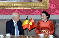 NA Chairwoman meets with Belgian Senate President