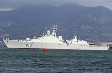 Vietnam's naval ship pays friendship visit to Myanmar