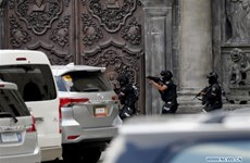 Philippines tightens security after southern bombing