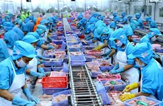 Seafood, forestry contribute to agriculture's growth in Q1