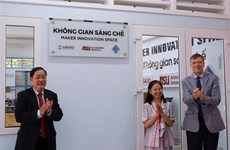 Innovation space for students inaugurated in Mekong Delta city