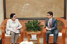 Deputy PM receives IAEA Deputy Director General