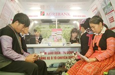 Agribank launches over 3,600 mobile transactions in remote areas