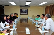 HCM City looks for cooperation opportunities in Cuba