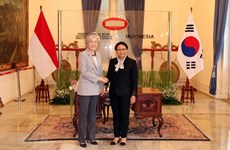 Indonesia, RoK agree to intensify bilateral ties