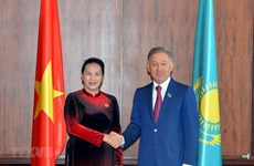 Vietnam, important Southeast Asian partner of Kazakhstan