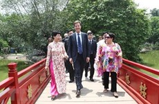 Dutch ambassador: PM's Vietnam visit highlights strategic partnership