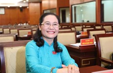 HCM City People's Council gets new Chairwoman