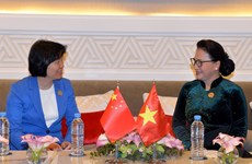 Vietnam, China to promote parliamentary ties