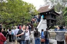 Hanoi seeks to boost visitors' expenditure