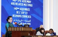 Vietnam, Micronesia wish to reinforce parliamentary ties