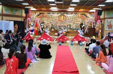 Vietnamese Buddhist Association in RoK looks towards homeland