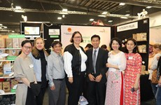 Vietnamese products introduced at Go Green Expo in New Zealand