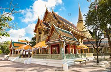 Bangkok improves landscape for HM the King's coronation ceremonies