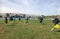Vietnamese women won't hold back against Jordan